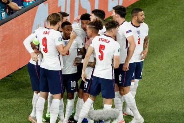 England 4-0 Ukraine