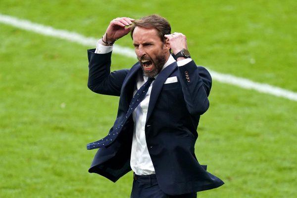 England breaks Germany's in Euro 2020