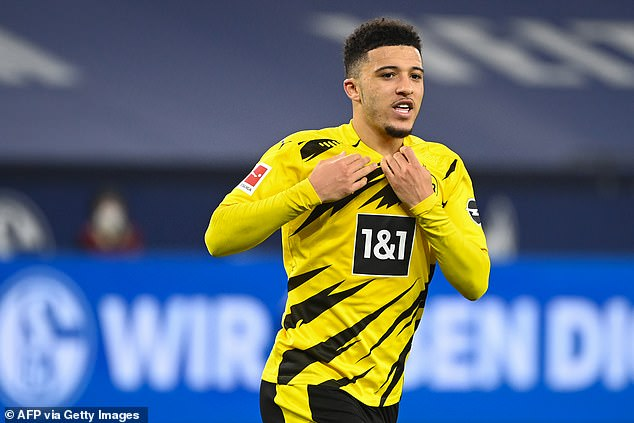 Sancho is not Manchester United's most expensive big deal