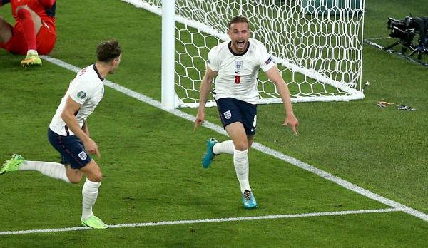 Henderson opened up about his goal in England